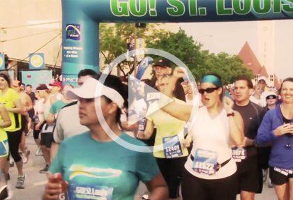 GO! St. Louis Marathon 2012