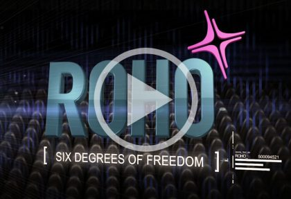 ROHO: Six Degrees of Freedom
