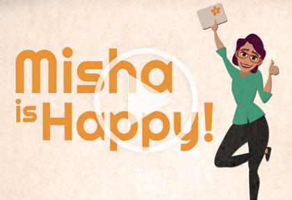 Meet Misha