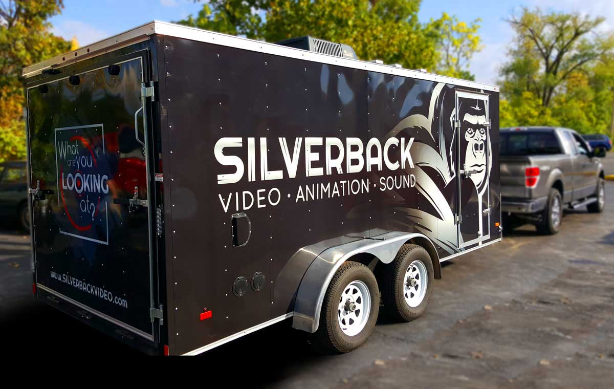 Truck used for live event production St. Louis, MO