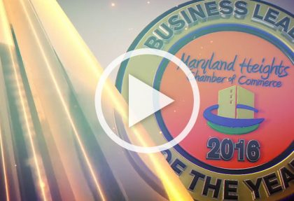 The Business Leader of the Year Awards 2016