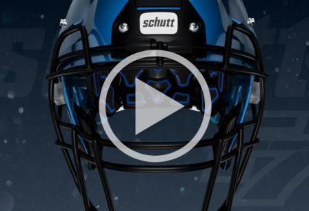 Schutt Sports: F7 Helmet Animation