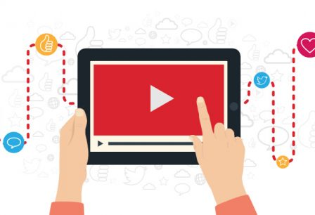 Using Professional Videos on Social Media