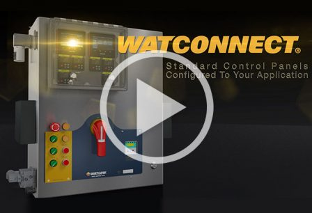 WATCONNECT 3D Animated Design