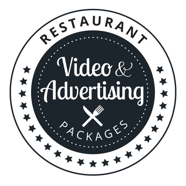 Restaurant Video and Advertising - Packages Logo